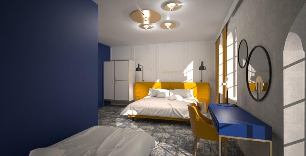 Muebles de hotel